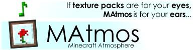 Скачать MAtmos для minecraft 1.5.2 бесплатно