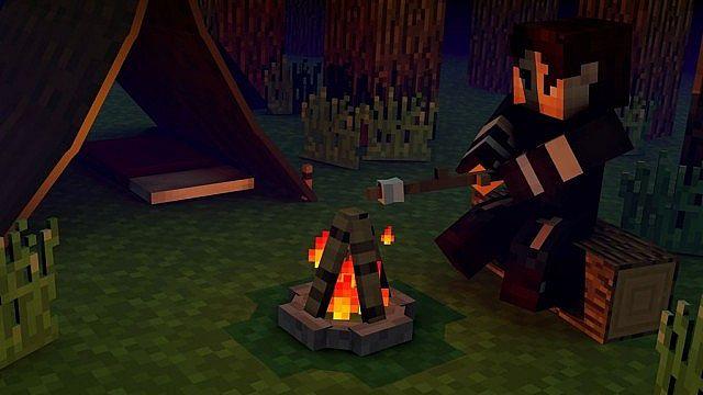 Скачать The Camping Mod для Minecraft 1.5.1