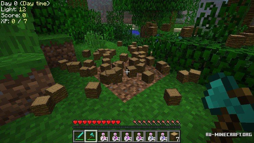 Minecraft 152 forge скачать