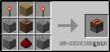 Скачать Redstone Jukebox для Minecraft 1.5.2