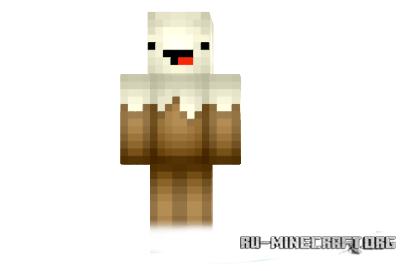 ������� ���� Happy Birthday Skin ��� minecraft ���������
