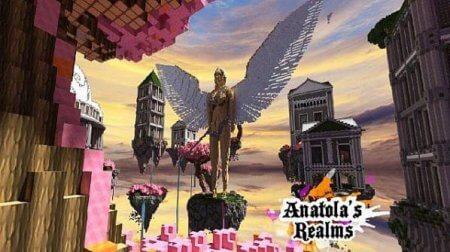 Скачать Anatola's Realms для Minecraft Бесплатно