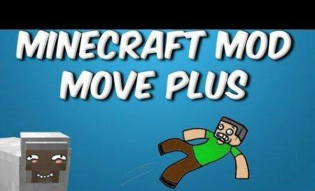 Скачать Move Plus [1.5.2] - паркур в Minecraft
