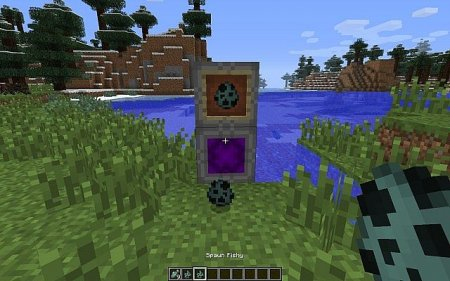Скачать Fishy mod II для Minecraft 1.5.2 бесплатно