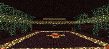 Скачать карту Адское пекло для minecraft 1.5.1