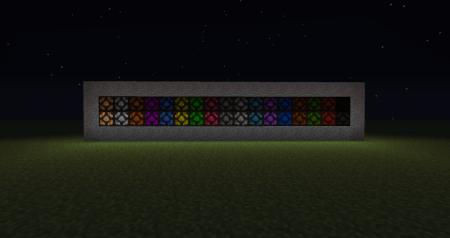 Скачать Tinted Lamps для Minecraft 1.5.2 Бесплатно