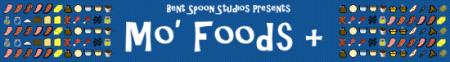 Скачать MoFoods для Minecraft 1.5.2 Бесплатно