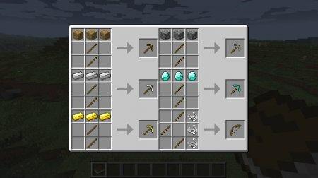 Скачать Recipe Book  для Minecraft 1.5.2 бесплатно