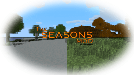 Скачать Seasons Mod для Minecraft 1.5.1