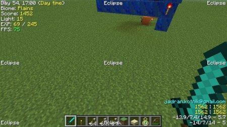 Скачать InGameInfoXML для Minecraft 1.5.2
