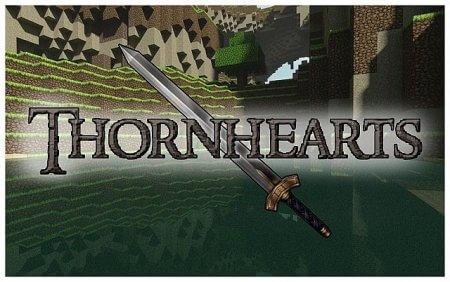 Скачать Thornhearts [32x] для minecraft 1.5.2