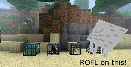������� CraftableSpawners ��� Minecraft 1.5.2