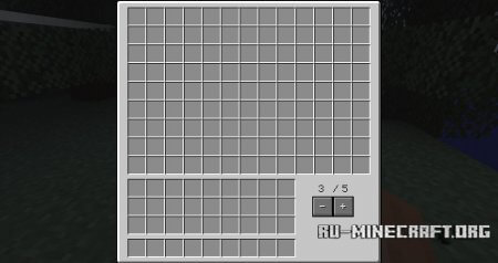 ������� Multi-Page Chest ��� Minecraft 1.5.2 ���������