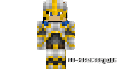 ������� ���� Knight Gs ��� minecraft ���������