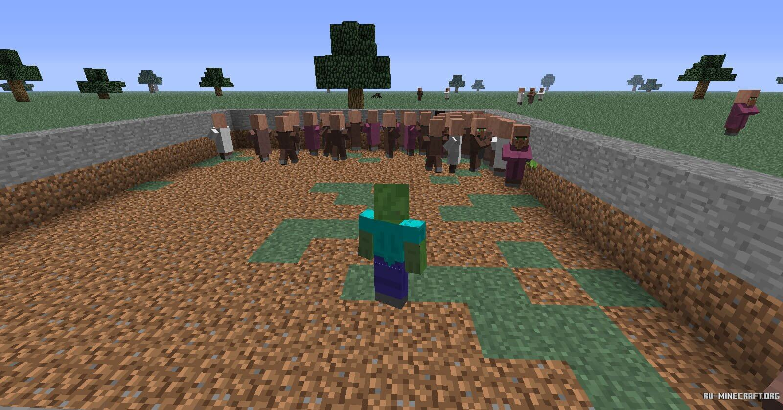 Скачать мод на Minecraft