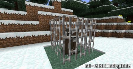 Скачать Hunting Traps для Minecraft 1.5.2