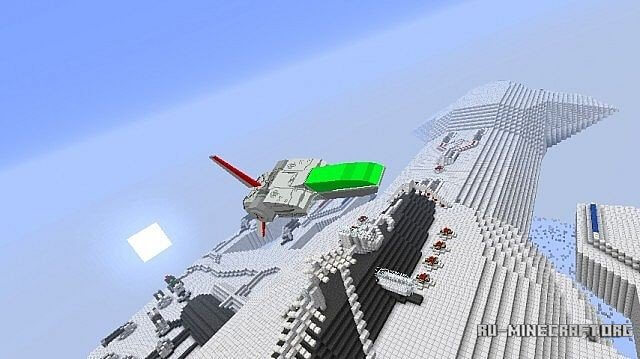 Minecraft Сервер с Модом Flans Mod