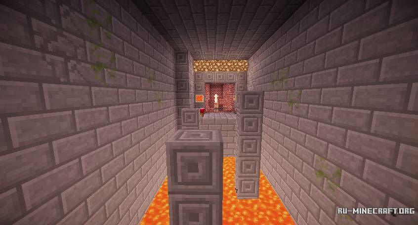 скачать паркур карту паркур для Minecraft 1 - фото 4