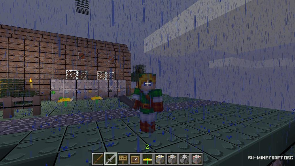 Скачать текстуры для Minecraft 1 5 2