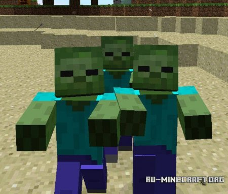 ������� Walking Dead ��� Minecraft 1.5.2 ���������