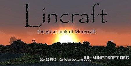 Скачать LinCraft [32x] для minecraft 1.5.2