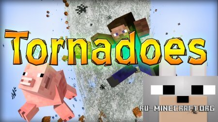 ������� Weather & Tornadoes ��� Minecraft 1.5.2 ���������