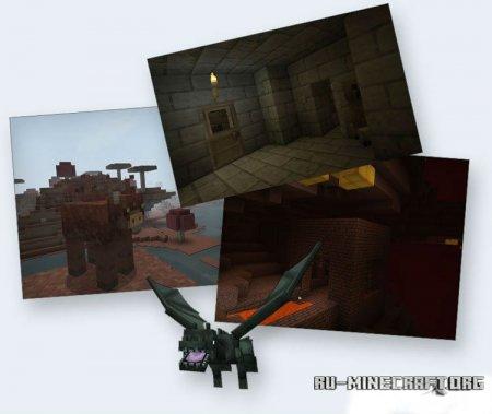 Скачать Isabella II 16x для minecraft 1.5.2