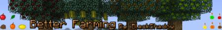 Скачать мод Better Farming для minecraft 1.5.2