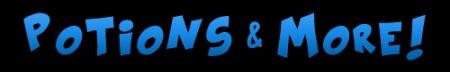 Скачать мод Potions & More! для minecraft 1.5.2 бесплатно