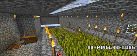 Скачать мод Auto Farmer для Minecraft 1.5.2