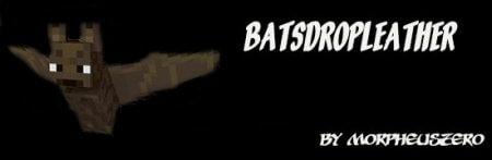 Скачать мод BatsDropLeather для Minecraft 1.5.2