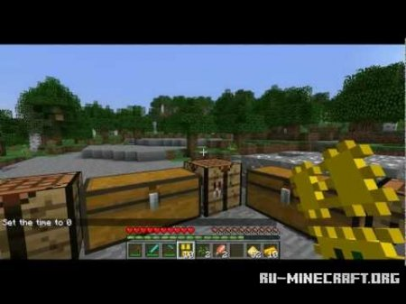 ������� ��� Pizza and noodls!  ��� minecraft 1.5.2