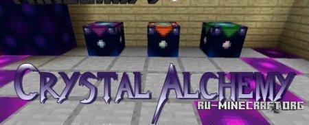 Скачать Crystal Alchemy Mod для Minecraft 1.5.2 бесплатно