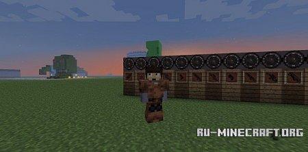 Скачать MCWAR для Minecraft 1.5.2