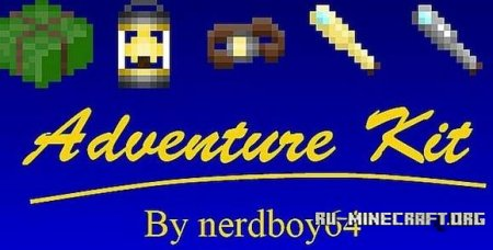 ������� Adventure Kit ��� Minecraft 1.5.2 ���������