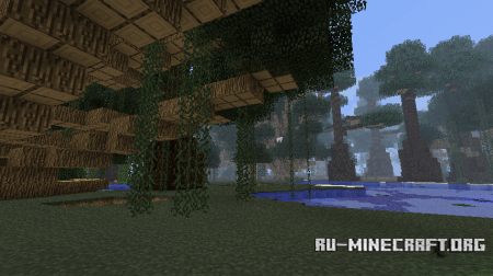������� BigTrees / ������� ������� (������ / ������) ��� Minecraft 1.5.2
