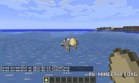 Скачать EggCatcher v1.29 для Minecraft 1.5.2