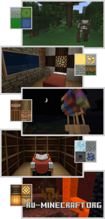Скачать текстуры Soartex fanver для Minecraft 1.5.2