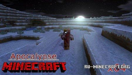 Скачать текстур-пак Modern Apocalypse [64x] для minecraft 1.5.2
