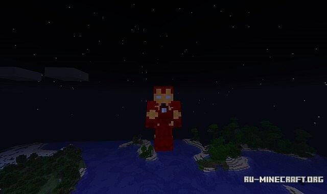 Мод на Железного человека(Minecraft 1.5.2) - YouTube