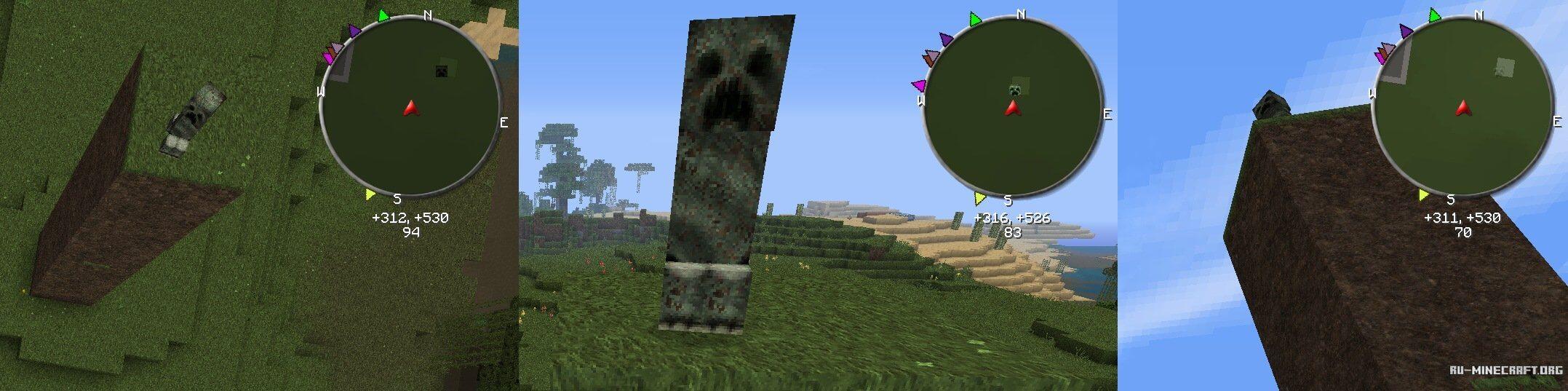 Скачать Zan's Minimap для Minecraft 1.7.10
