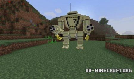 Скачать Little Blocks 2.1.0.0 / мини блоки (клиент/сервер) для Minecraft 1.5.2