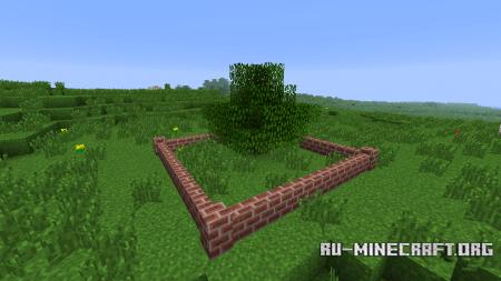Скачать Ограждения для Minecraft 1.5.2 бесплатно