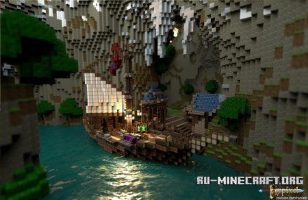 Скачать Wrath of the Fallen для Minecraft 1.5.2