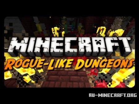 Скачать Greymerk's Roguelike Dungeons для Minecraft 1.6.1