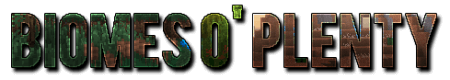 Скачать Biomes-O-Plenty для minecraft 1.6.1