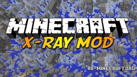 ������� X-Ray+Fly ��� Minecraft 1.6.2