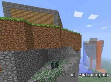 Скачать FloatingRuins для Minecraft 1.6.1