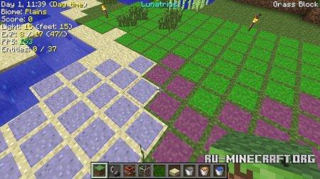 Скачать MonsterSpawnHighlighter для Minecraft 1.6.1