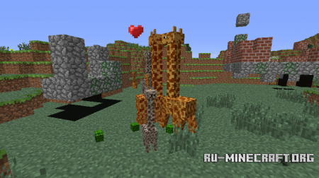 ������� Unique Animals ��� Minecraft 1.5.2